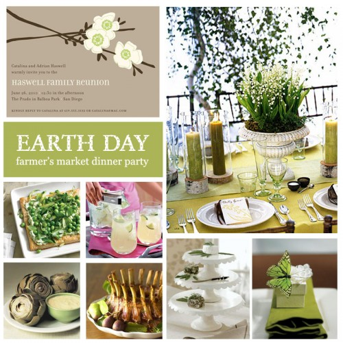 Earth Day Dinner Party small e1281486874171 Summer Supper Club