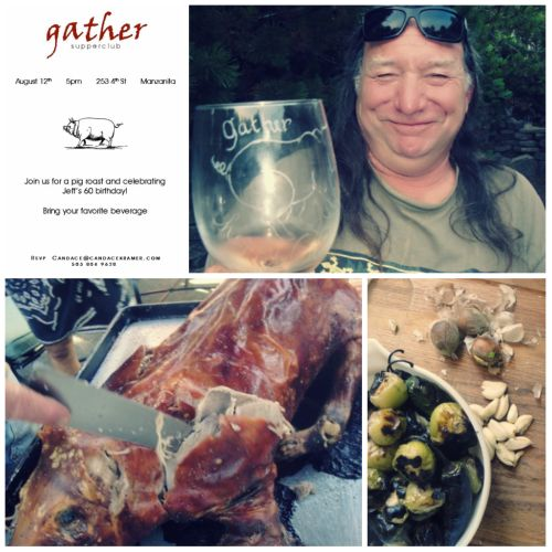 gather collage 2 Summer Supper Club