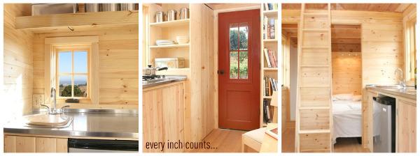 Gallery For Tumbleweed Houses Inside