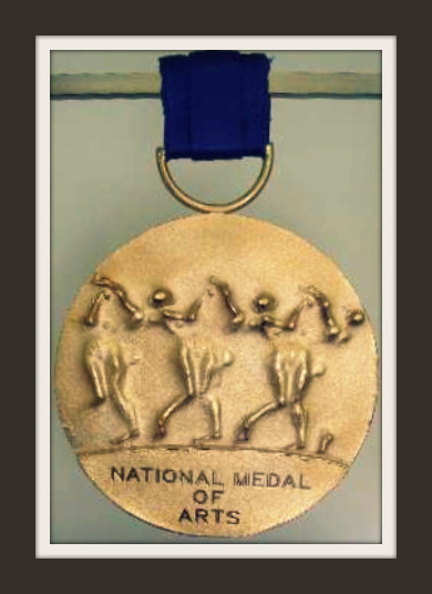 medal Inspired by Oberlin College