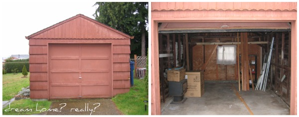 Picnik collage Old Garage turned Mini Dream Home!