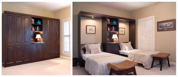 Need a guest room? Get a Murphy Bed!   Candace Kramer