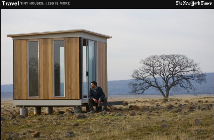 tiny home shot Big trends towards tiny homes