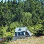 Garden House on the Oregon Coast