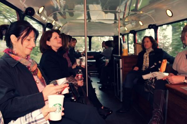 bus2 e1302725572548 Home Tour : London Style