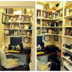 closet office collage