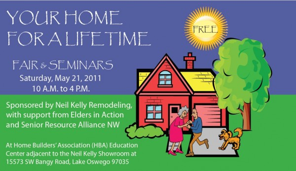 home for lifetime fair e1305667034568 Pdx Events: Home for a Lifetime Fair