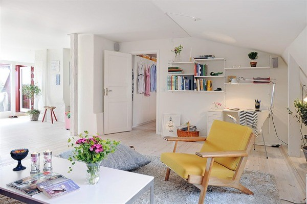 4 1099 Fabulous Swedish Apartment