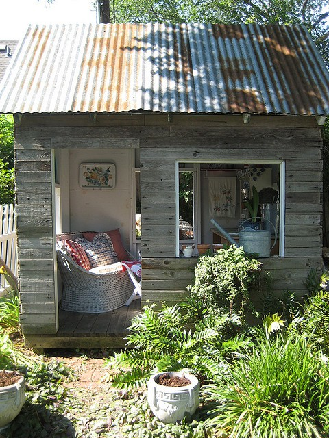 102389493 1JrapWml c Lean to Garden Shed and Salvaged Beauty