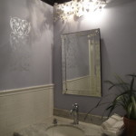 I SPY: Lavender Bathroom