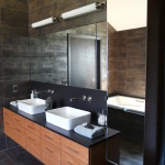 Bath Design: Wall mounted Vanities