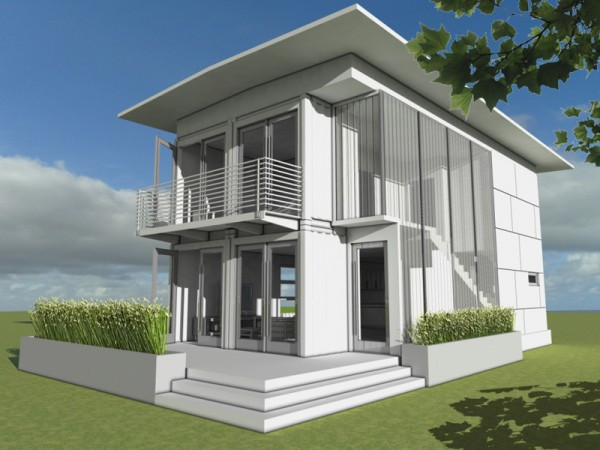 Pre Fab It Logical Homes Downsize My Space