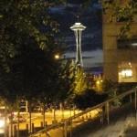 Seattle Weekend by Train
