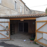 French Garage Makeover