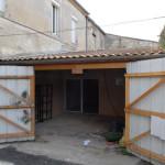 French Garage Makeover