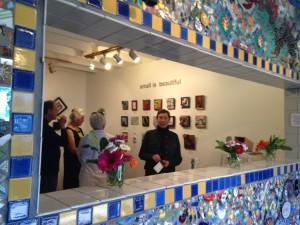Trash Art Gallery- Small is Beautiful