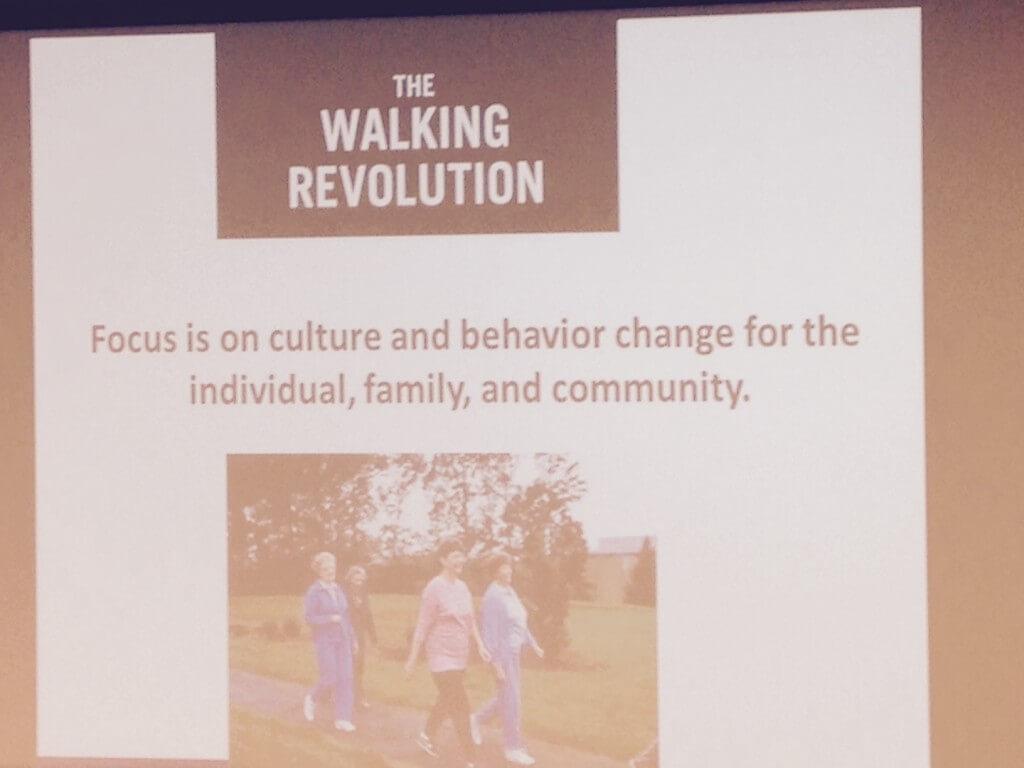 Walking Revolution